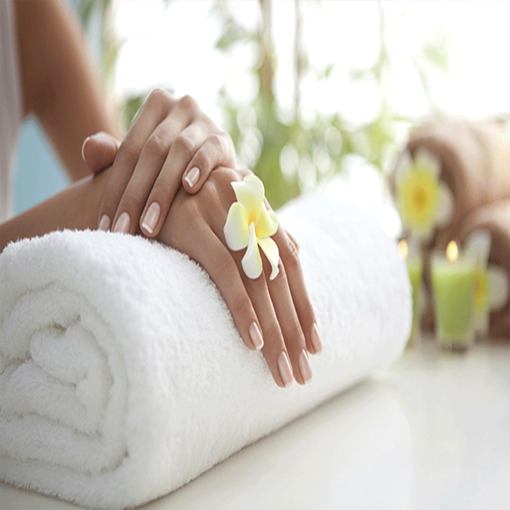 Luxury Spa Manicure - 60min - Rejuveness | Shelly Beach ...