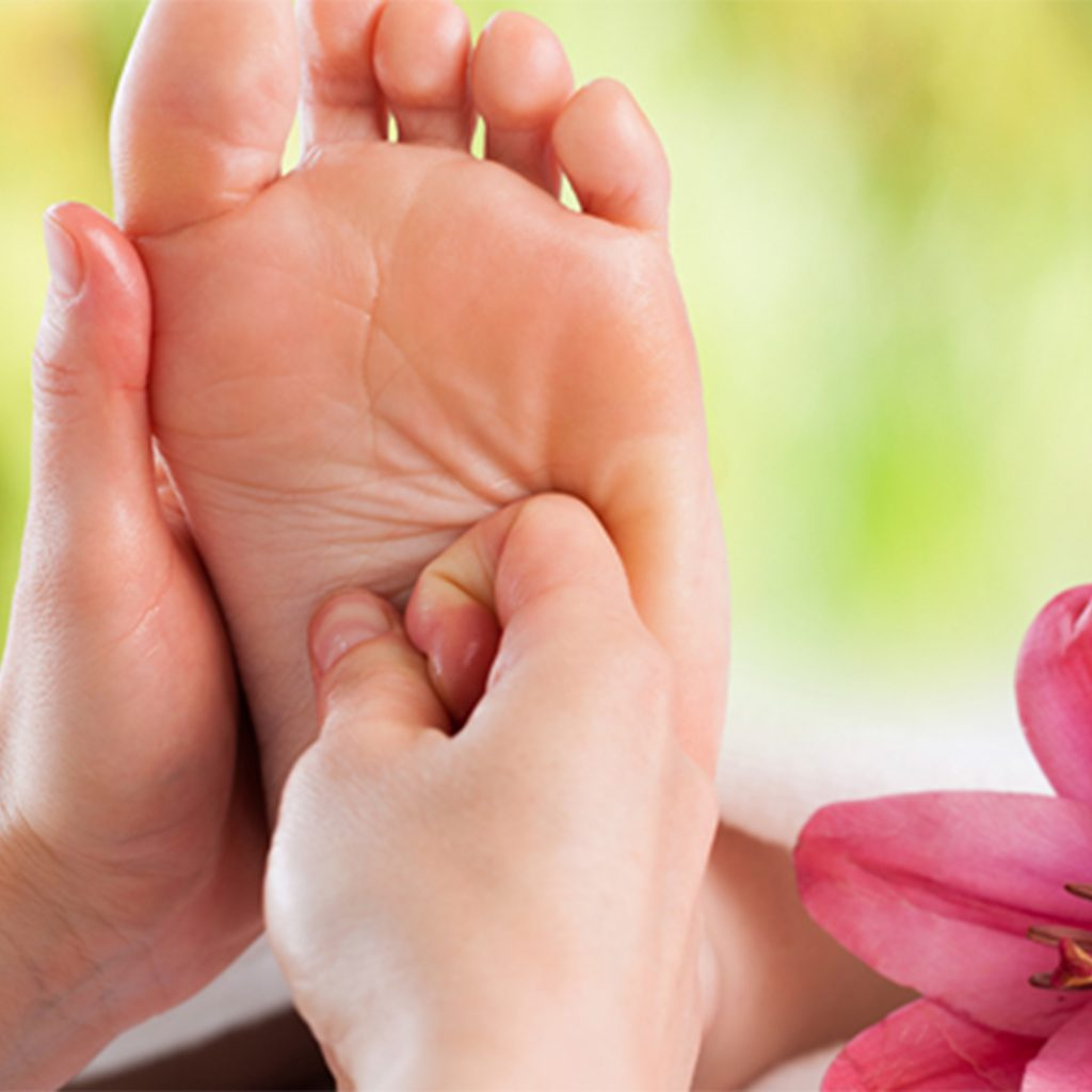 Reflexology Package R820/80min