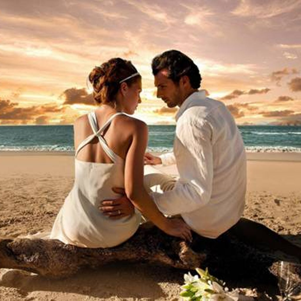 Beyond Paradise Couples Package R1900/90min