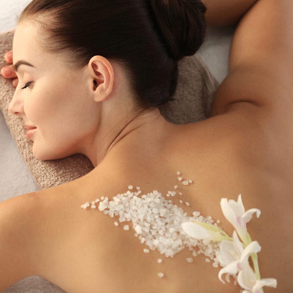 Jasmine & Neroli Body Exfoliation