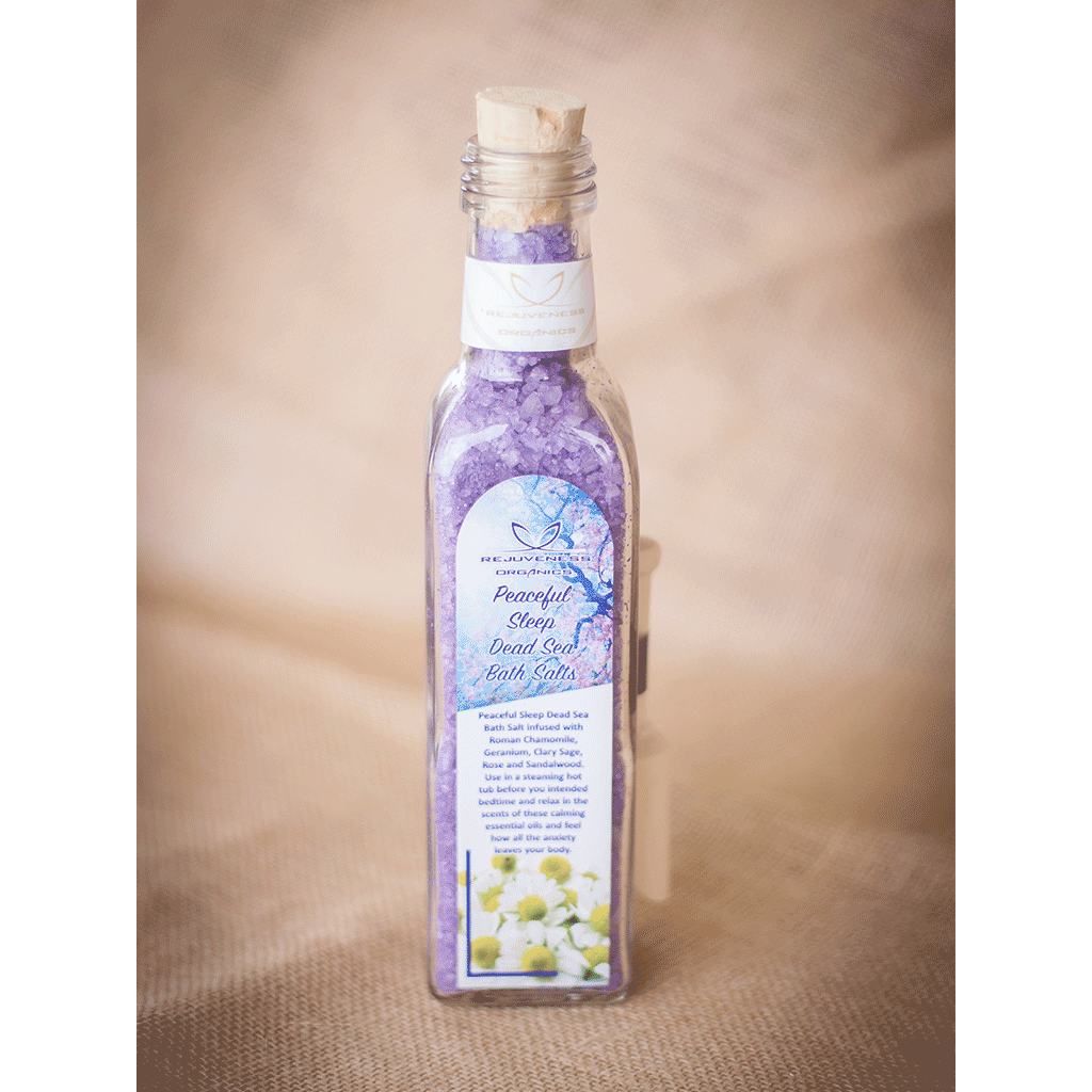 Peaceful Sleep Dead Sea Bath Salt